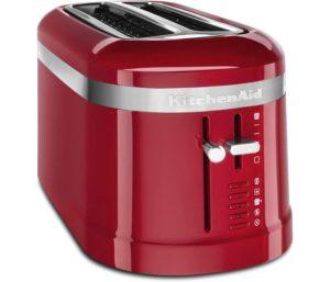 KitchenAid 4 Slice Long Slot High-Lift Lever Toaster