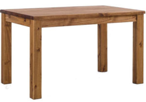 TableChamp Best Dining Tables Oak Antique Solid Wood Extendable Rectangular