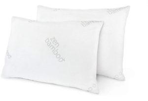 Zen Bamboo Ultra Plush Gel Best Bamboo Pillows