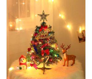 Dream Loom Artificial Mini Christmas Pine Tree