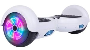 Felimoda Hoverboard with LED Light
