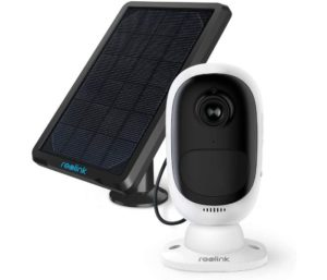 Reolink Outdoor Solar Powered Security Cameras