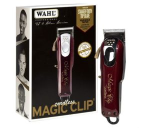 Best Cordless Hair Clippers for Profession by Wahl