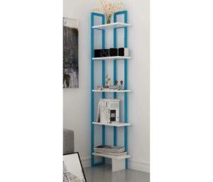 Corner Bookshelves by Decorotika Alice