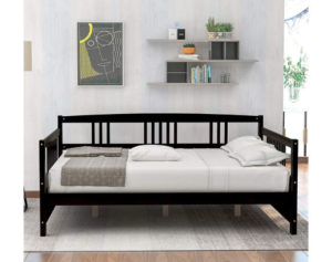 FLIEKS Solid Wood Daybed Full Size