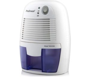 Pro Breeze Electric Mini Dehumidifier (150 sq ft) Compact and Portable Kitchen