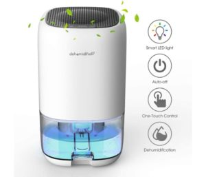 Best Small Dehumidifier by ALROCKET