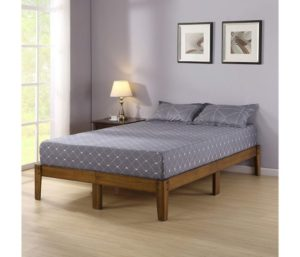 Olee Sleep Wood Platform Wooden Bed Frames