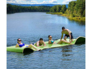 GYMAX Best Floating Water Mat