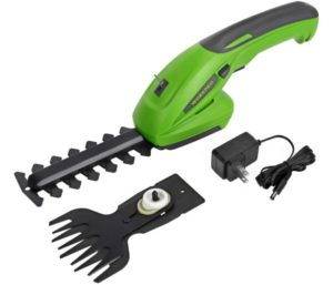 WORKPRO 2-in-1 Cordless Grass Shears