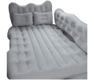 ZXD Car Air Mattress Flocking Airbed for Car SUV MPV