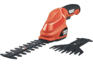 BLACK+DECKER Shrub Cordless Grass Shears