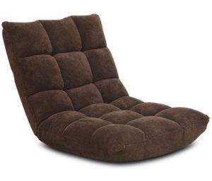 Best Floor Chair Giantex Floor Folding Gaming Sofa Chair