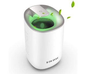 2020 Electric Mini Dehumidifier, Large Capacity Quiet Best Small Dehumidifier