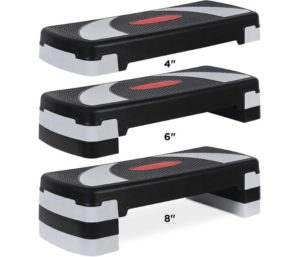 Best Choice Products Aerobic Stepper Platform