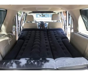 Car Air Mattress for Camping Accessories