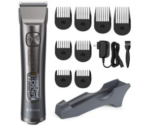 Hair Clippers for Men Professional Hair Cutting Kit