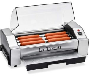 La Trevitt Hot Dog Cooker Roller- Sausage Grill