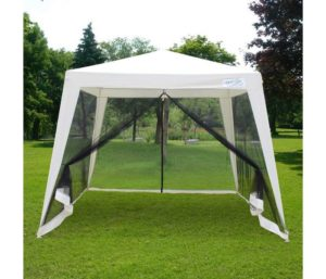Screen Tent Quictent Trapezoid Party Tent