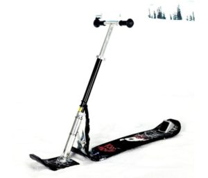AIURLIFE Snow Sled Ski Scooter