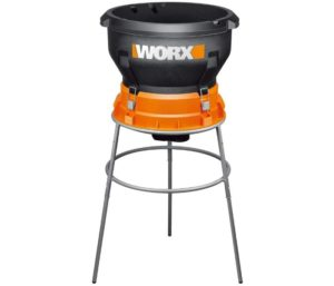 WORX Foldable Bladeless Electric Leaf Mulcher