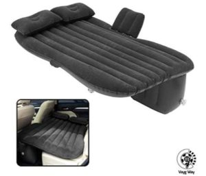 VaygWay Inflatable Car Air Mattress Bed with Pump Kit