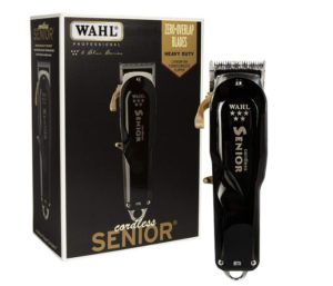 Wahl Professional 5-Star Series Best Cordless Hair Clippers Senior