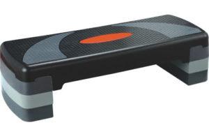 KLB Sport Adjustable Workout Aerobic Stepper