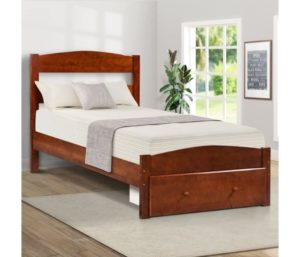 Merax Wooden Bed Frames Platform