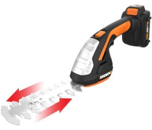 Worx Shear Shrubber Trimmer