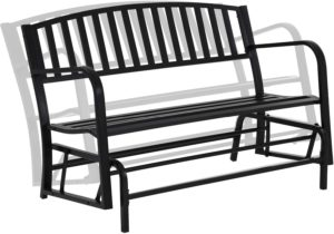 FDW Patio Glider Bench Garden Bench