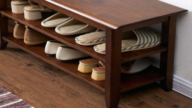 Photo of The 12 Best Wooden Shoe Rack Product Reviews in 2021