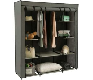 Best Portable Clothes Closet Homebi